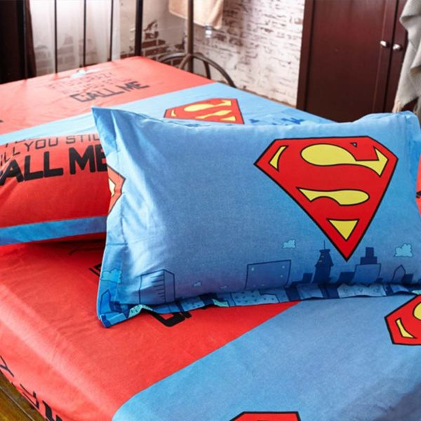 superman bedding set queen size 4 600x600 - superman bedding set queen size