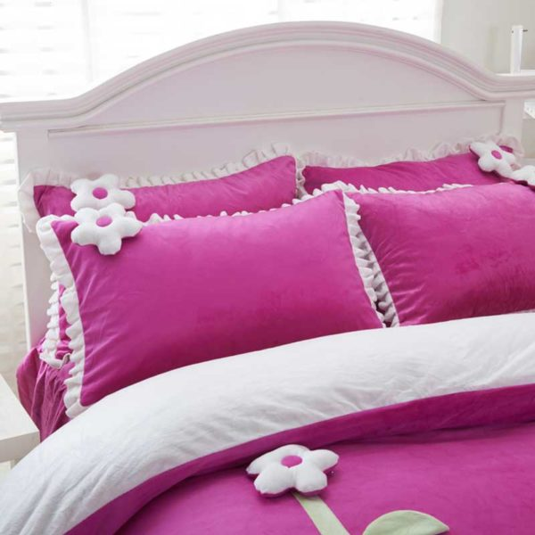 teen bedding set for girls