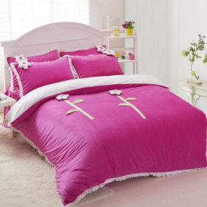 teen bedding set for girls