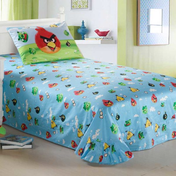 Angry birds bedding 1