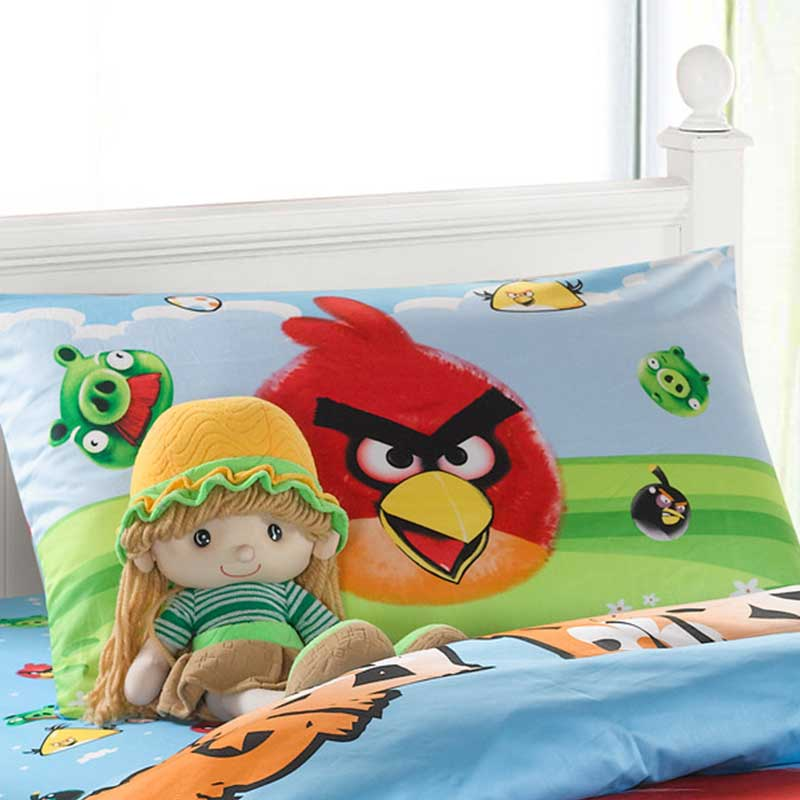 Angry Birds Bedding Queen Size