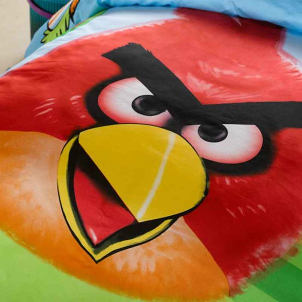 Angry birds bedding 3
