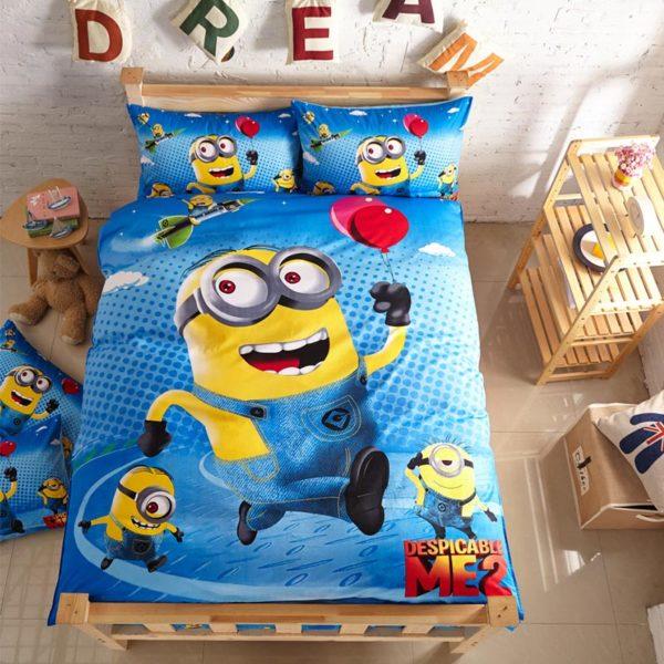 Minion Bedding set Twin size
