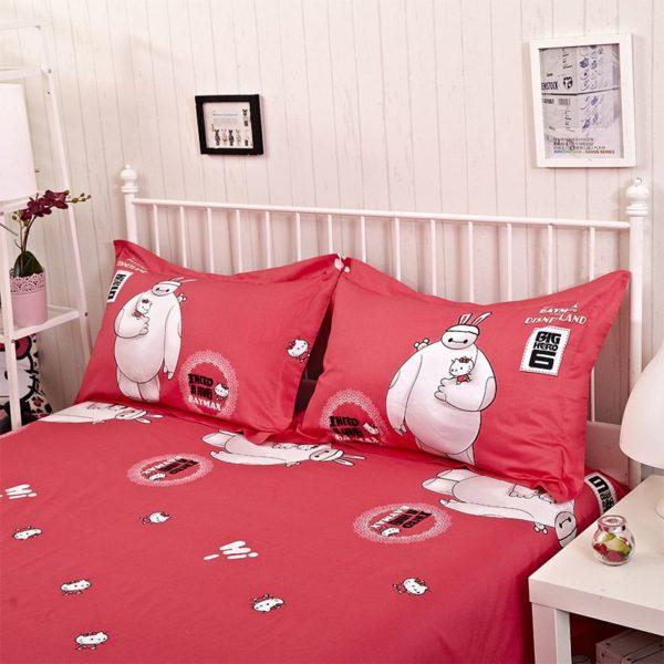 Big Hero Bed Set Twin Queen King Size 5