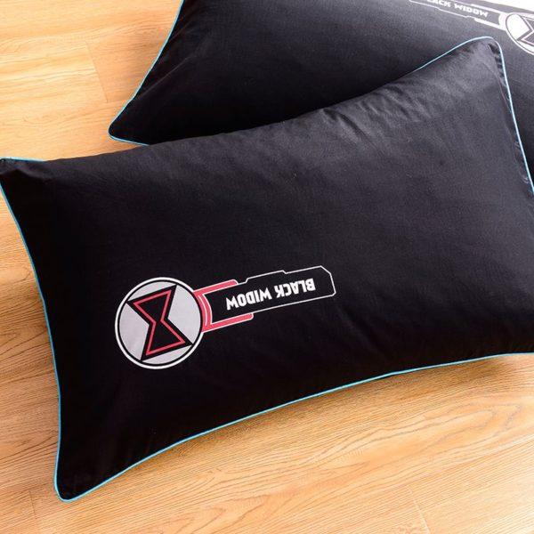 Black Widow Bedding Set Queen Size Bed Set 2