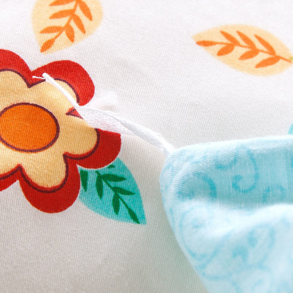 Bright and beautiful Floral Cotton Bedding Set 2