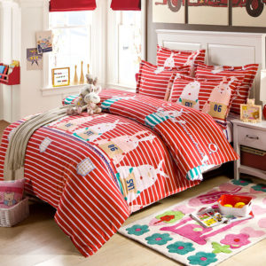 Colorful Blue And Red Pg Themed Cotton Bedding Set 1 300x300 - Colorful Blue And Red Pg Themed Cotton  Bedding Set