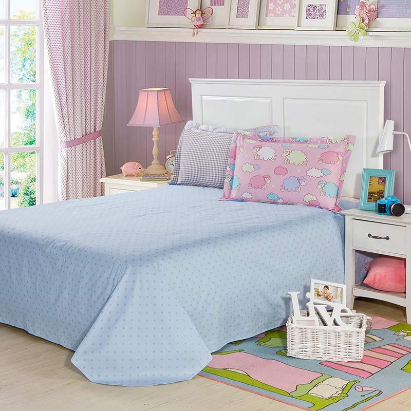 Cute Sheep Themed Cotton Bedding Set Ebeddingsets