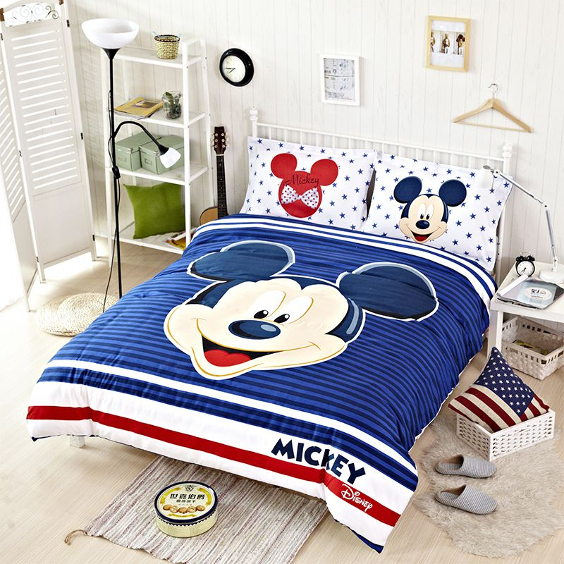 disney bedroom set disney mickey mouse bedding set ebeddingsets 11440