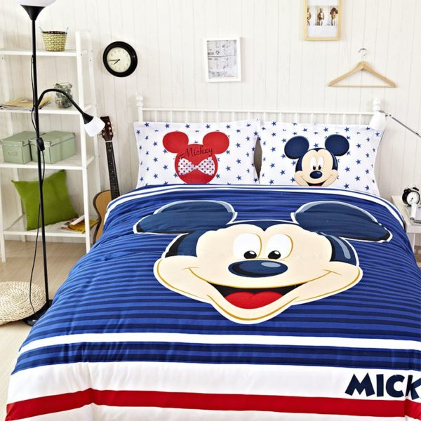Disney Mickey Mouse Bedding Set 2