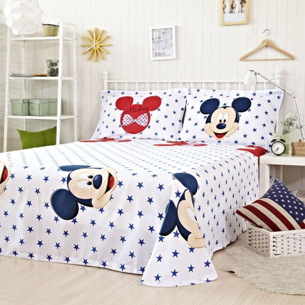 Disney Mickey Mouse Bedding Set 3