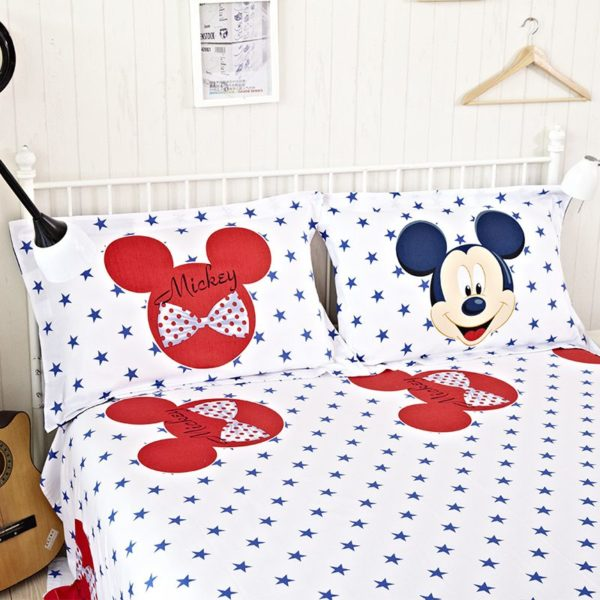 Disney Mickey Mouse Bedding Set 4