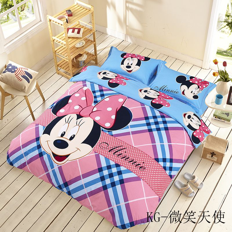 Disney Minnie Mouse Bedding Sets Twin Queen King Size Ebs