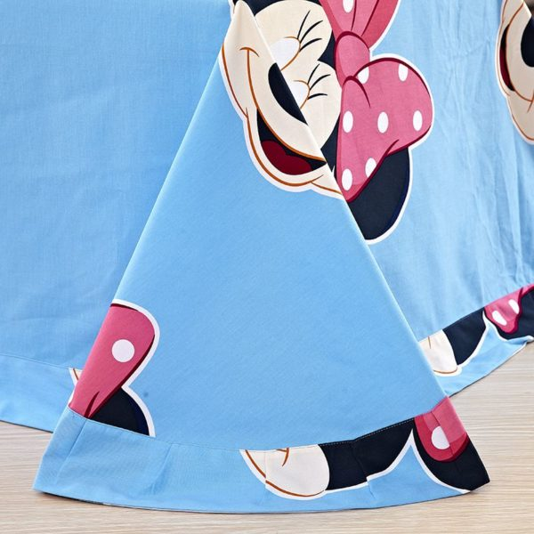 Disney Minnie Mouse Bedding Sets Twin Queen King Size 4 600x600 - Disney Minnie Mouse Bedding Sets Twin Queen King Size