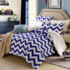 Enthralling White And Blue Cotton Bedding Set 1 100x100 - Enthralling White And Blue Cotton Bedding Set