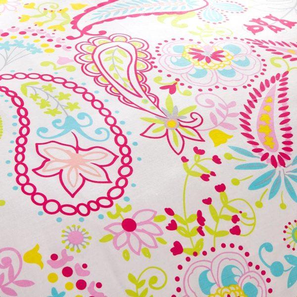 Fabulous Paisley Cotton Bedding Set 3