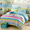 Funky Car Cotton Bedding Set