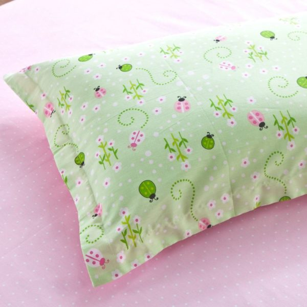 Graceful Light Green Floral Cotton Bedding Set 5 compressed 600x600 - Graceful Light Green Floral Cotton  Bedding Set