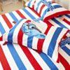 Kids Smurfs Bedding Set Twin Queen King Size 4