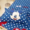 Mickey Mouse Comforter Set Twin Queen King Size 5 100x100 - Mickey Mouse Comforter Set Twin Queen King Size