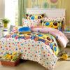 Panda Themed Cotton Bedding Set 1 100x100 - Panda Themed  Cotton Bedding Set