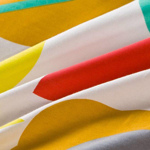 Posh Stripes And Flower Bedding Set 5 600x600 - Posh Stripes And Flower Bedding Set