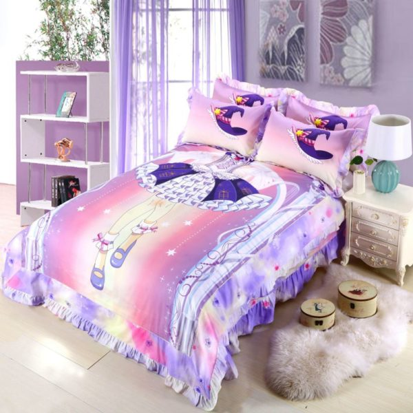 Princess Childrens Comforter Bedding Set