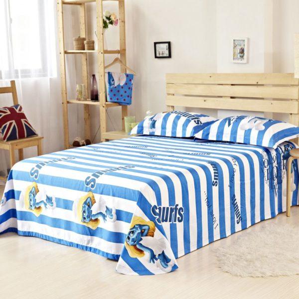 Smurfs Bedding Set Twin Queen King Size 3 600x600 - Smurfs Bedding Set Twin Queen King Size