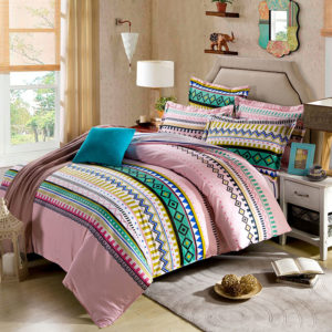 Sophisticated Aztec Themed Cotton Bedding Set 2 300x300 - Sophisticated Aztec Themed Cotton  Bedding Set