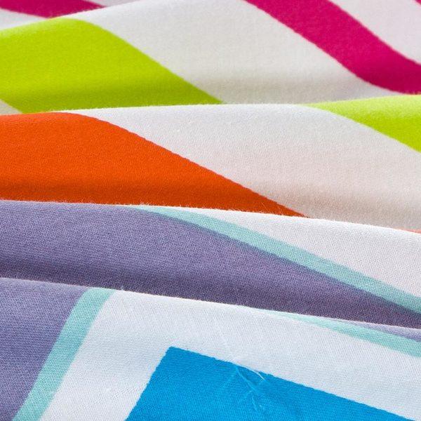 Stylish Multicolored Cotton Bedding Set 3 600x600 - Stylish Multicolored Cotton Bedding Set