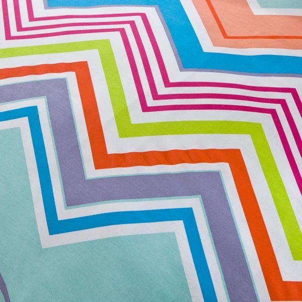 Stylish Multicolored Cotton Bedding Set 5 600x600 - Stylish Multicolored Cotton Bedding Set