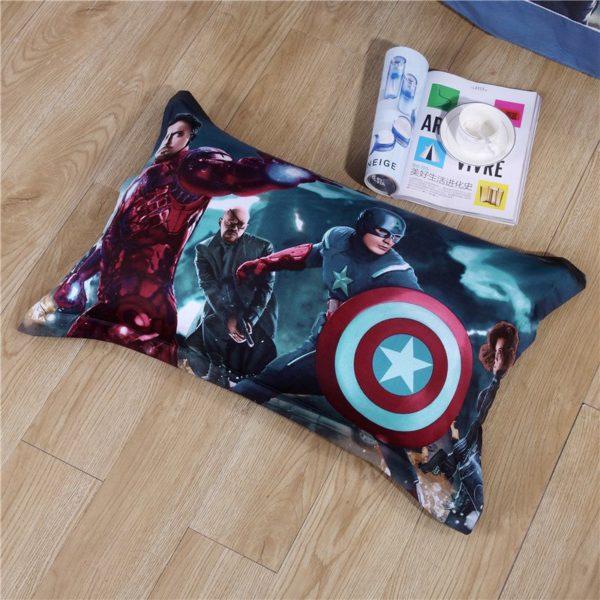 Superhero Bedding Set For Teen Boys Bedroom 6