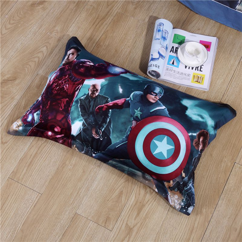 Superhero Bedding Set For Teen Boys Bedroom EBeddingSets