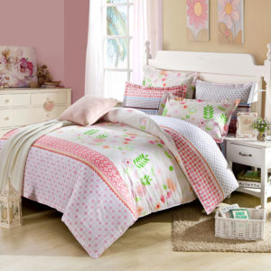 Trendy Floral Cotton Bedding Set 1 300x300 - Trendy Floral Cotton Bedding Set