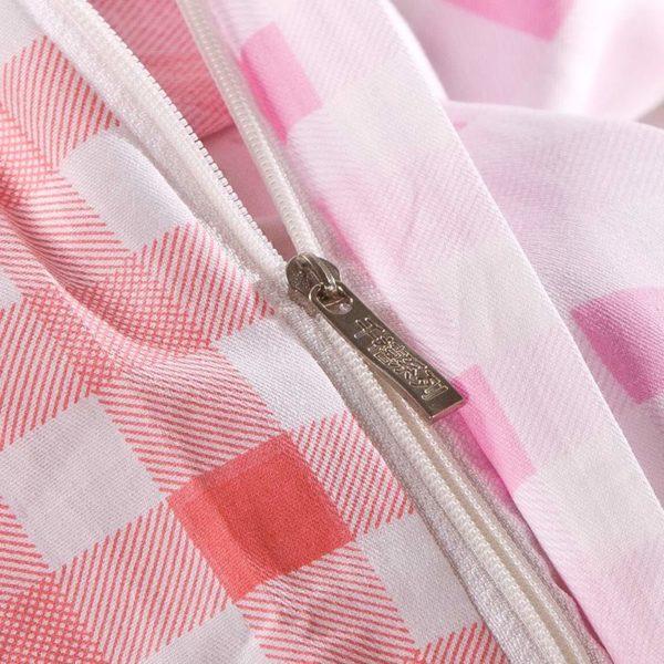 Trendy Floral Cotton Bedding Set 3