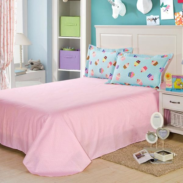 Trendy Muffin Themed Cotton Bedding Set 5