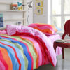 Ultra cool Multicolor Pink and Blue Cotton Bedding Set 1 100x100 - Ultra cool Multicolor Pink and Blue Cotton  Bedding Set