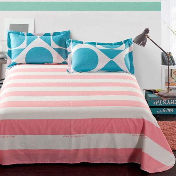 Amazing Geometric Cotton Bedding Set 4 600x600 - Amazing Geometric  Cotton  Bedding Set