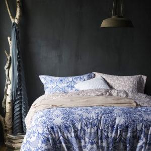 Attractive Floral Cotton Bedding Set
