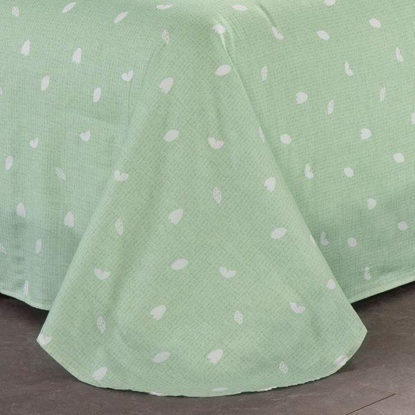 Charming Light Pink Cotton Bedding Set 3