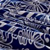 Chic Blue Hearts And Flowers Cotton Bedding Set 4 100x100 - Chic Blue Hearts And Flowers  Cotton Bedding Set