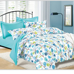 Classic Ocean Themed Cotton Bedding Set 1 300x300 - Classic Ocean Themed Cotton Bedding Set