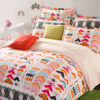 Colorful Aztec Cotton Bedding Set 1 100x100 - Colorful Aztec Cotton  Bedding Set
