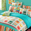 Colorful Cotton Bedding Set