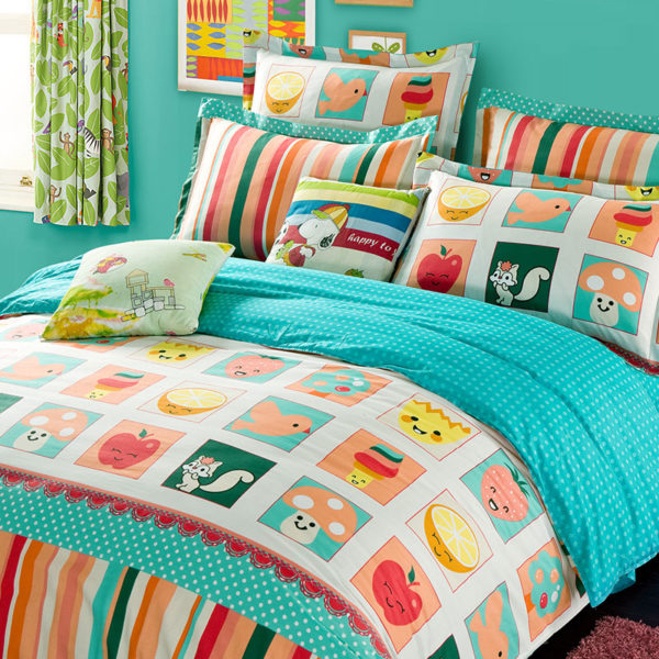 Colorful Cotton Bedding Set 1 1 600x600 - Colorful Cotton Bedding Set