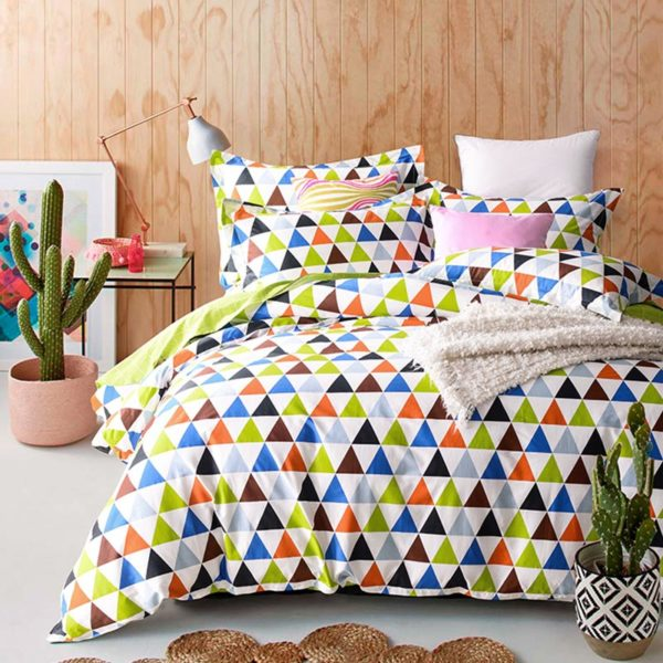Colorful and Classic Cotton Bedding Set 2 600x600 - Colorful and Classic Cotton  Bedding Set