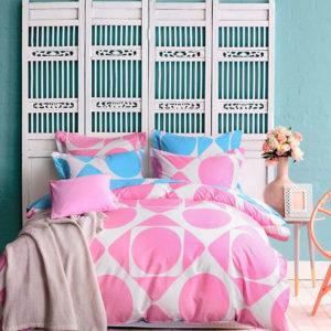 Colourful Geometric Cotton Bedding Set 1 300x300 - Colourful Geometric Cotton Bedding Set