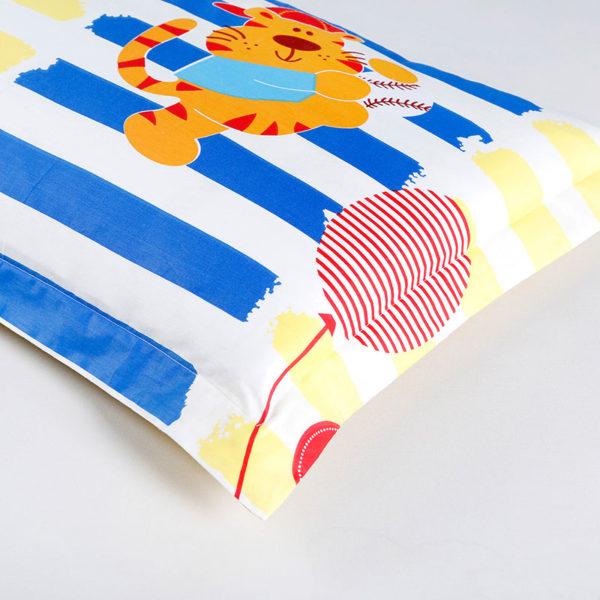 Cool Animal Printed Cotton Bedding Set 3