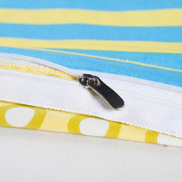 Cool Animal Printed Cotton Bedding Set 5
