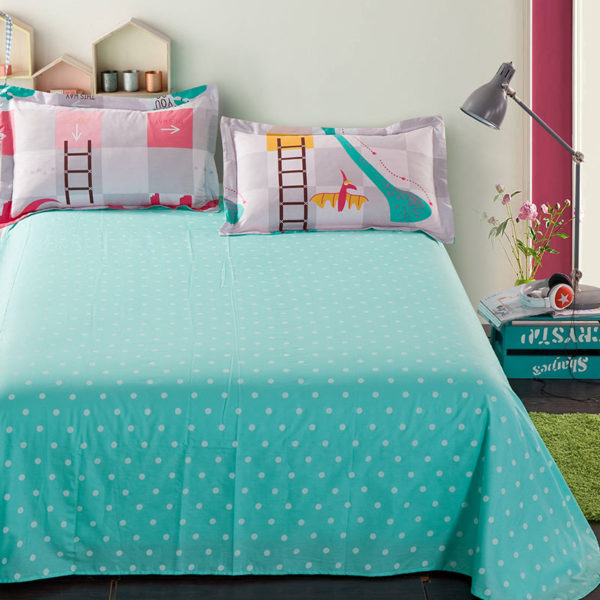 Cool Snakes and Ladders Cotton Bedding Set 4 600x600 - Cool Snakes and Ladders Cotton  Bedding Set